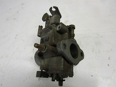 Vintage Solex Wh2 Lk66 1″ Carburetor Fits Triumph Trw Spares Or