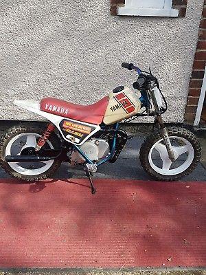 Yamaha Pw50 Motorbike Spares Or Repair Motorcycle Spares